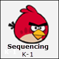 icon for angry bird sequencing K-1